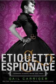 ettiquette & espionage