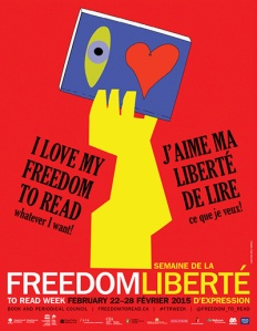 Freedom to Read 2015